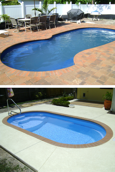 Hawaiian Island Fiberglass Pools